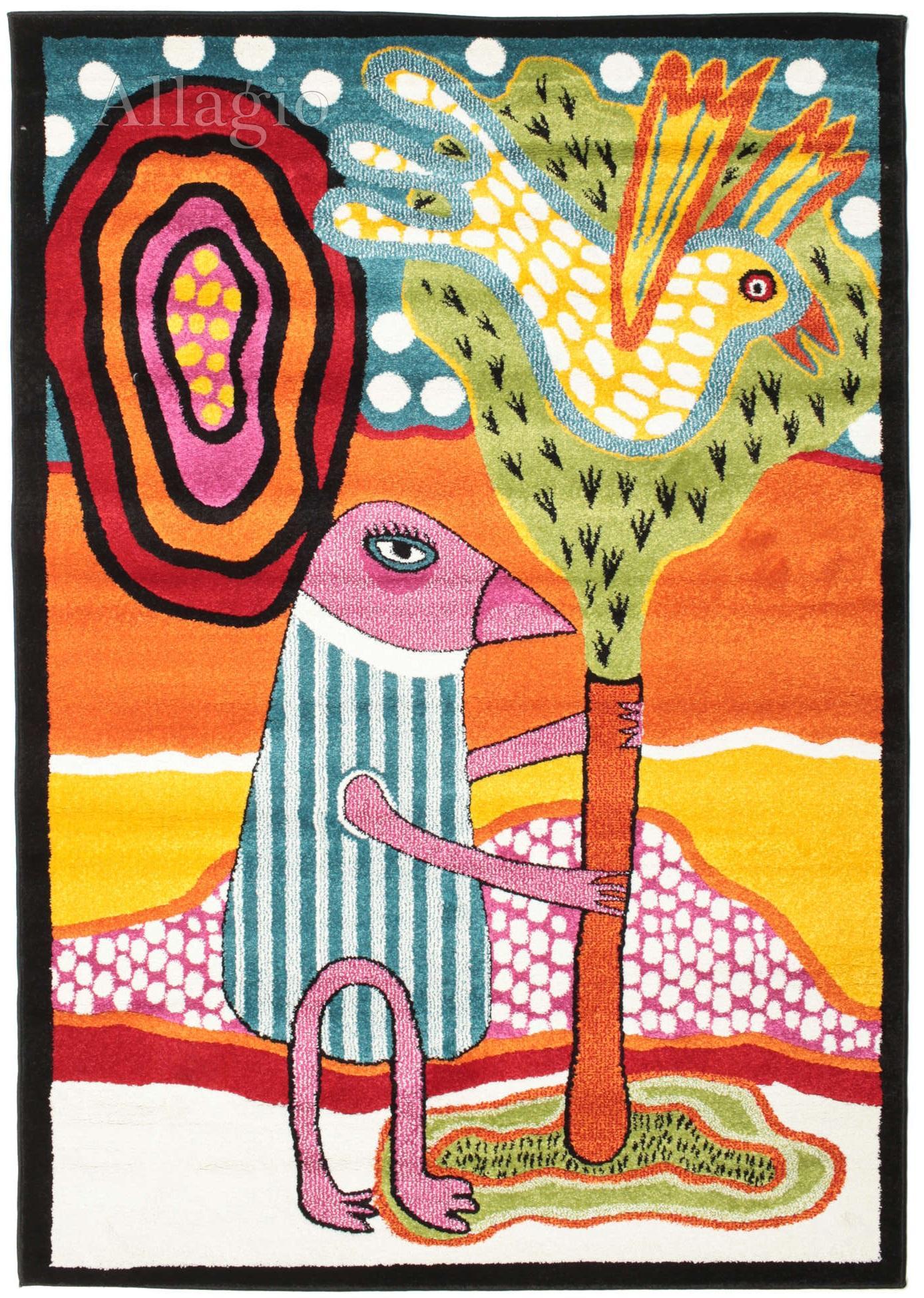 Современный ковер для детской Allagio.ua